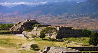 Oaxaca Half-Day Monte Alban Zapotec Ruins Tour
