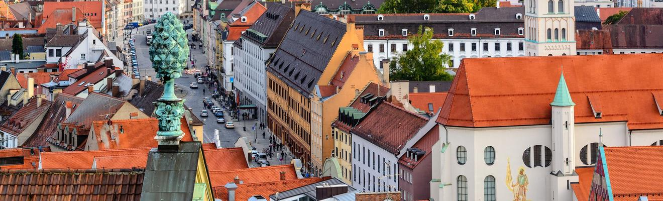 Augsburg hotellia