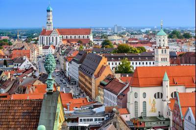 Ξενοδοχεία στην πόλη Άουγκσμπουργκ