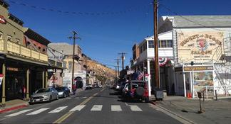 Guided Tour of Historic Virginia City and Carson City from South Lake Tahoe