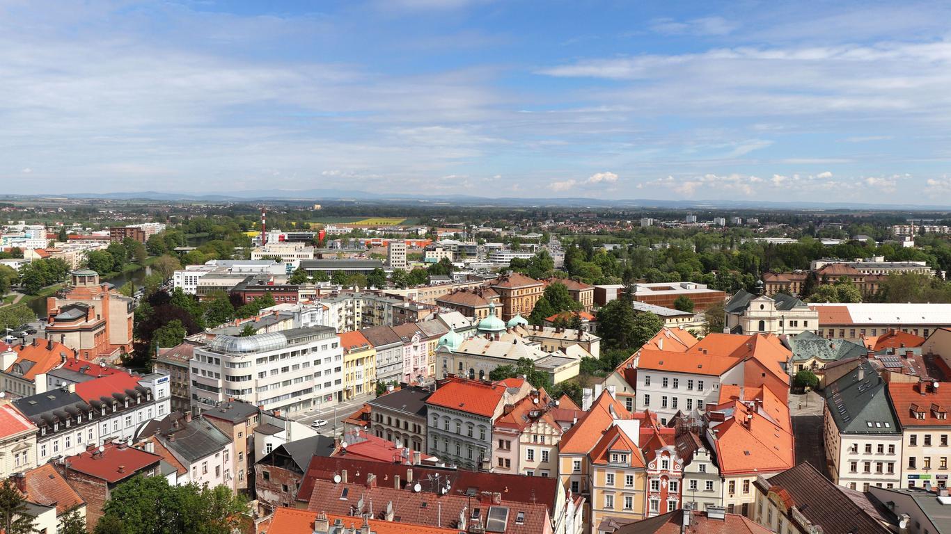 Pronájem aut Hradec Králové