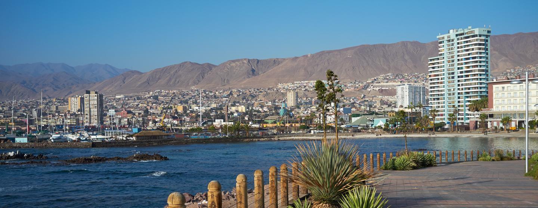 Auto de alquiler en Aeropuerto Antofagasta Cerro Moreno