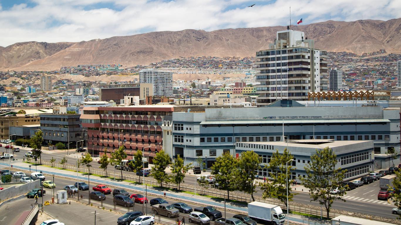 Arriendo de autos en Antofagasta
