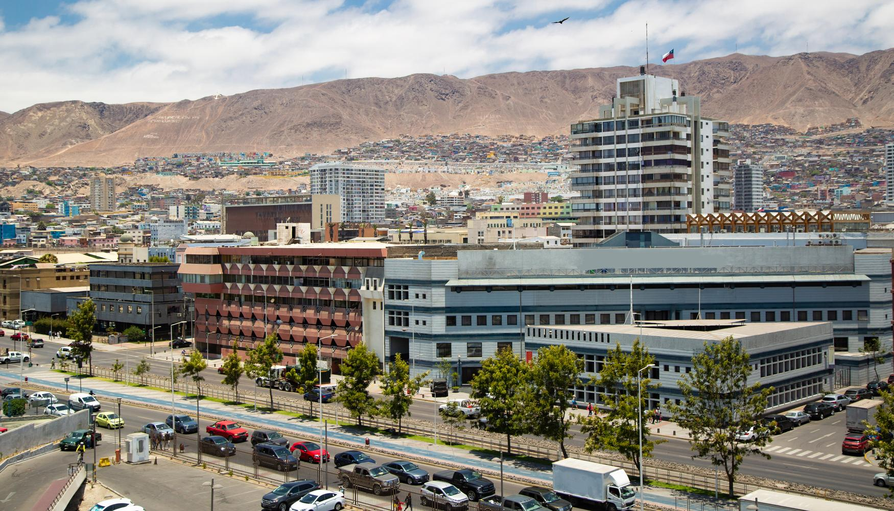 Car rental at Antofagasta Cerro Moreno Airport