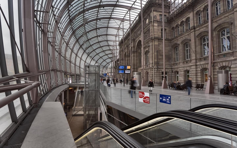 Hôtels à Strasbourg