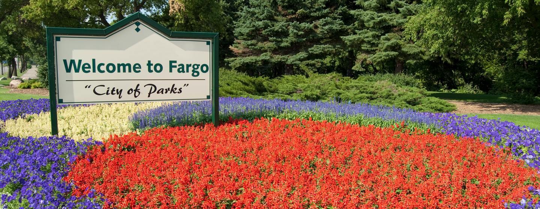Ενοικίαση αυτοκίνητου στο Αεροδρόμιο Fargo Hector Field