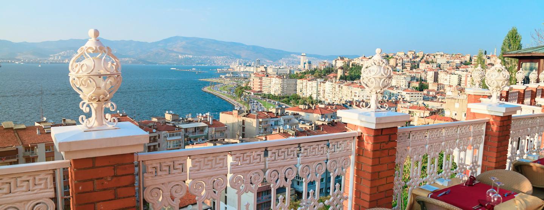 Khách sạn thiết kế ở Izmir