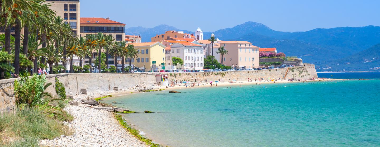 Ajaccio Pet Friendly Hotels