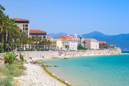 Offres d'hôtels à Ajaccio