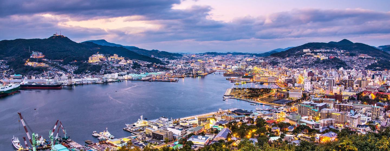 Autonvuokraukset Nagasaki lentokenttä