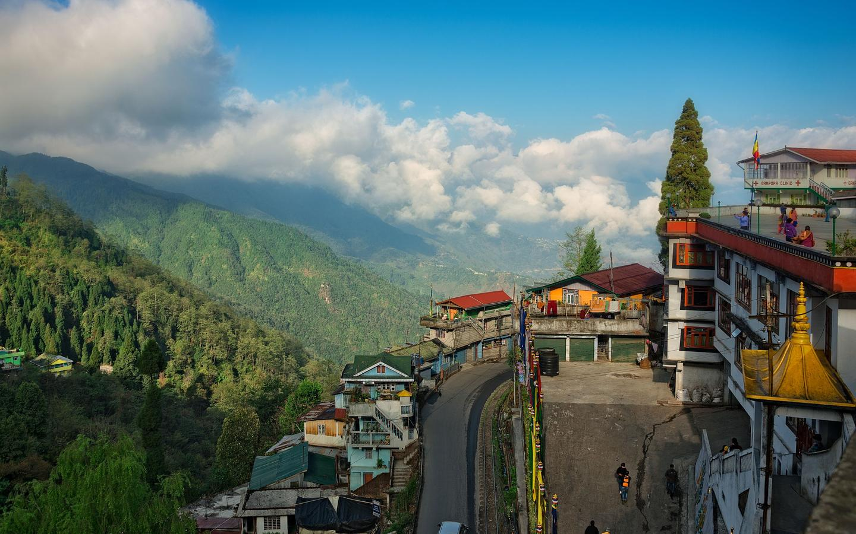 Khách sạn ở Darjeeling