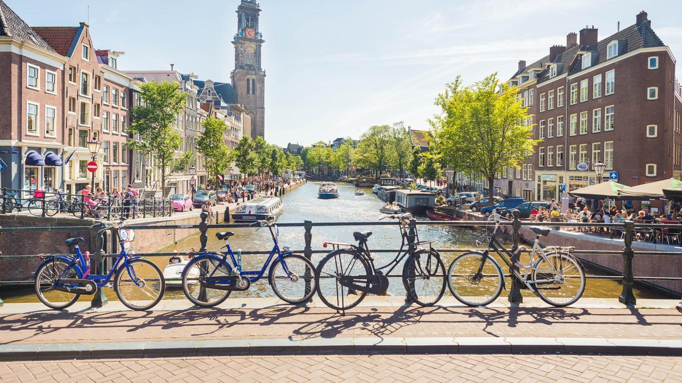 Amsterdam araç kiralama