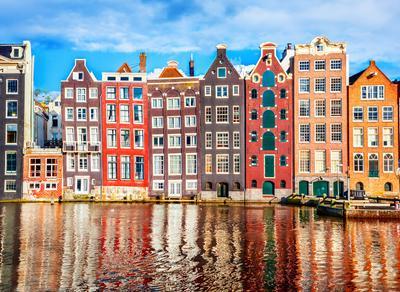 Hoteles en Ámsterdam