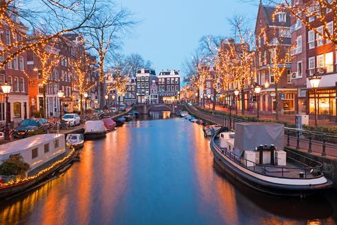 Ofertas de hotel en Ámsterdam