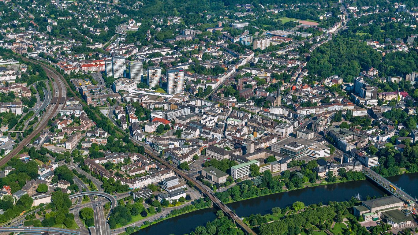 Coches de alquiler en Mülheim an der Ruhr