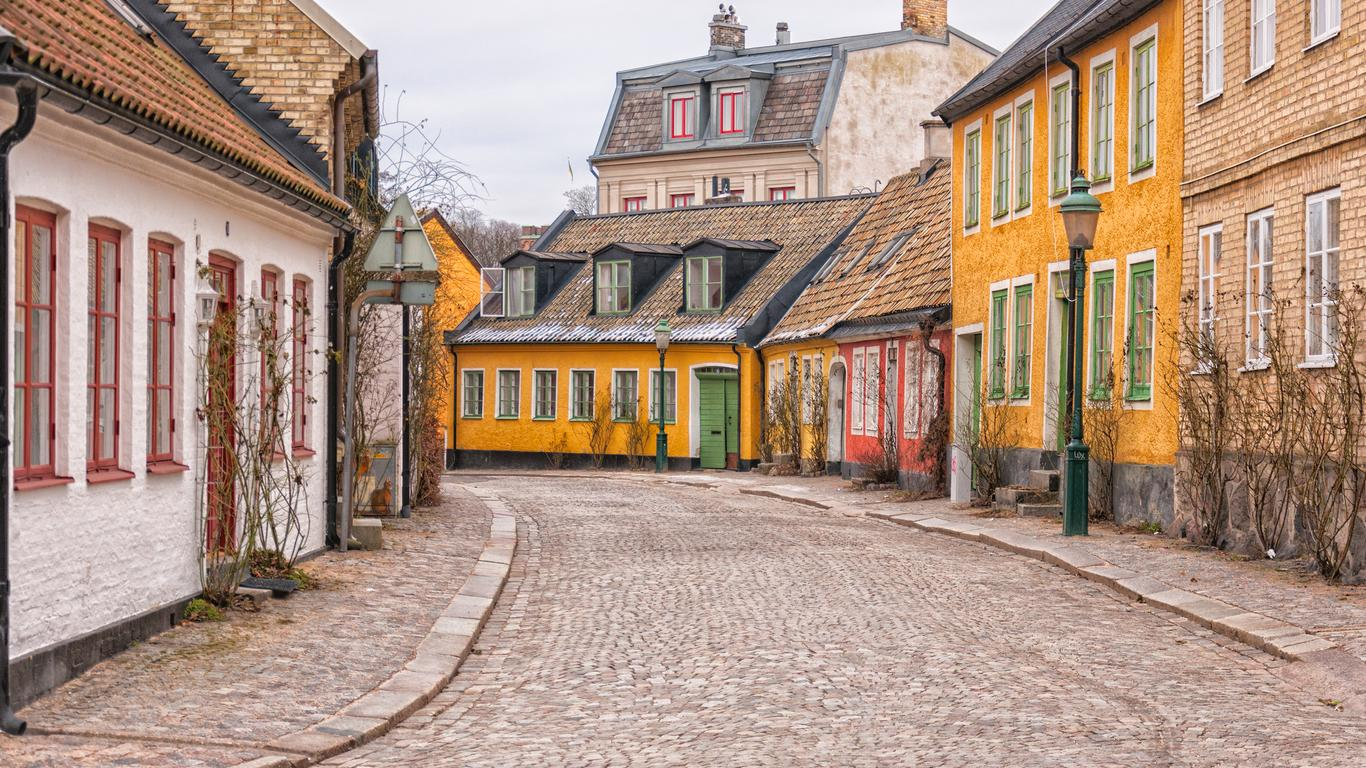 Lund - Ενοικίαση αυτοκινήτου