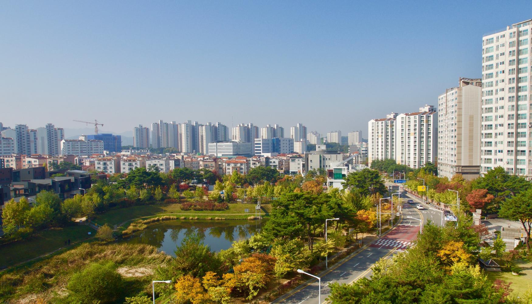Autonvuokraukset Cheongju lentokenttä