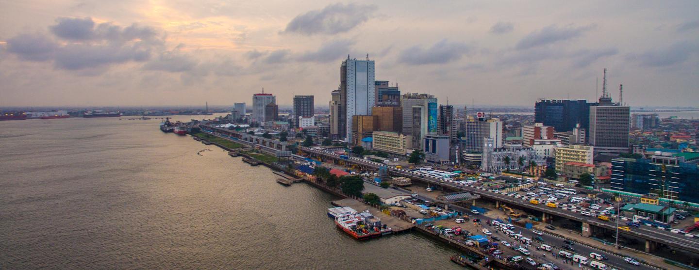 Alquiler de coches en Lagos Aeropuerto Internacional Murtala Muhammed