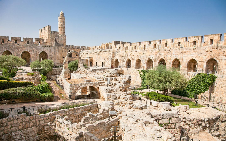 Khách sạn ở Jerusalem