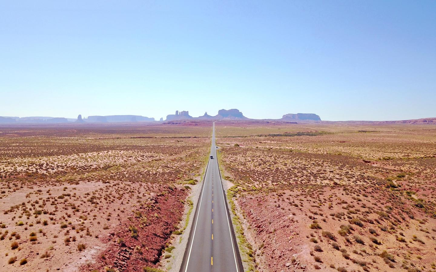 Oljato-Monument Valley hotels