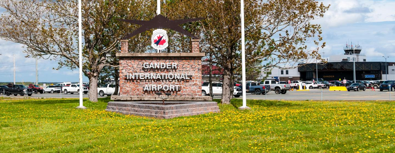 Ενοικίαση αυτοκίνητου στο Αεροδρόμιο Gander