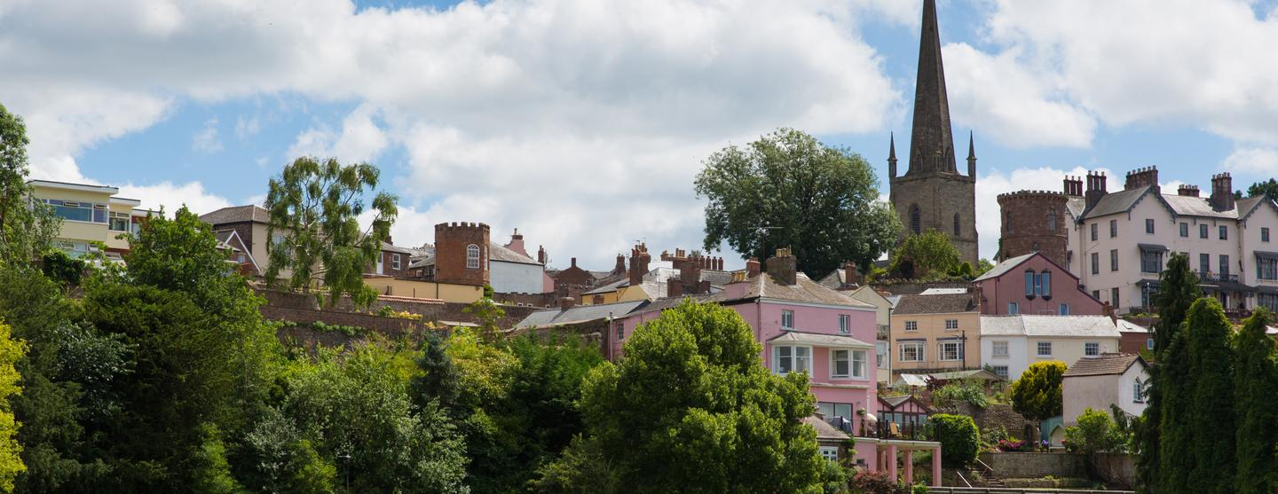 Ross-on-Wye Car Hire