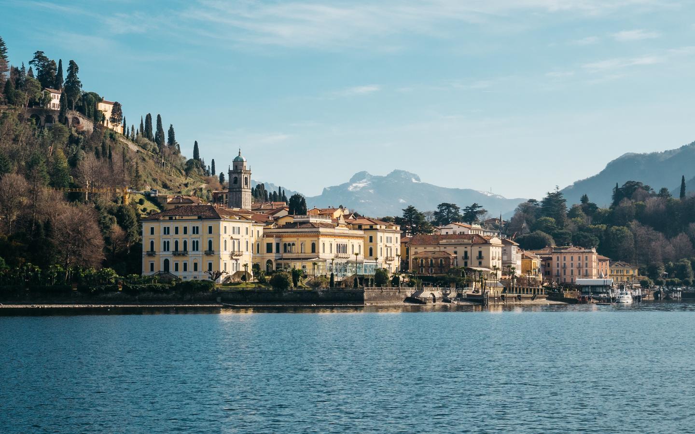 Ξενοδοχεία στην πόλη Bellagio