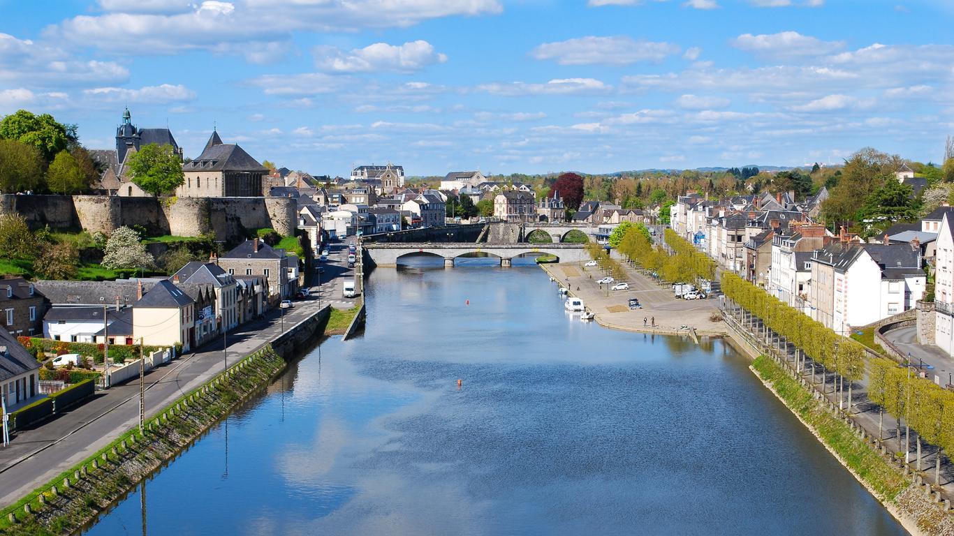 Mayenne autoverhuur