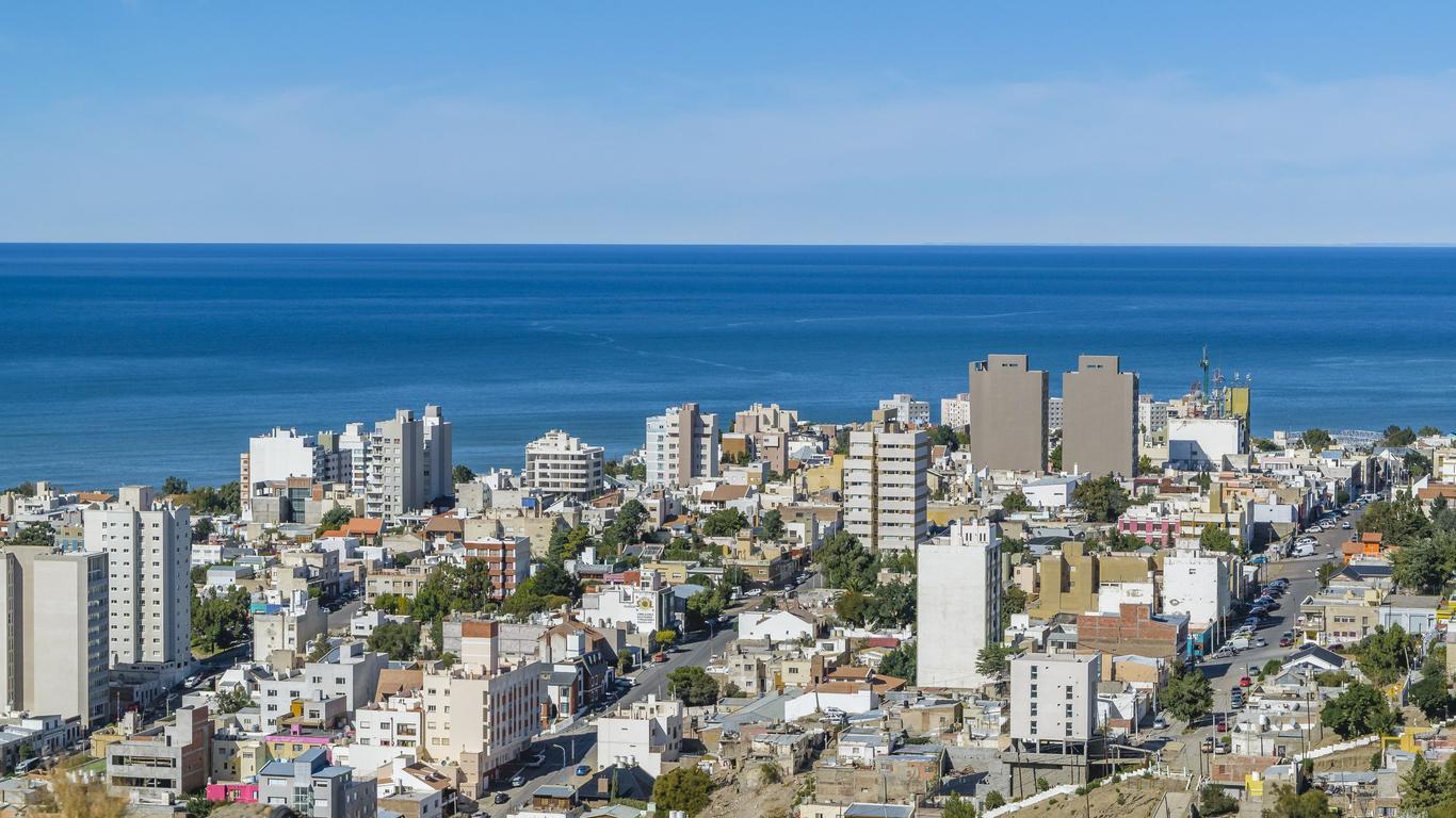 Alquiler de autos en Comodoro Rivadavia