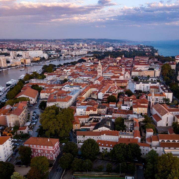 Flug München Zadar Ab 136 Finde Billigflüge Momondo