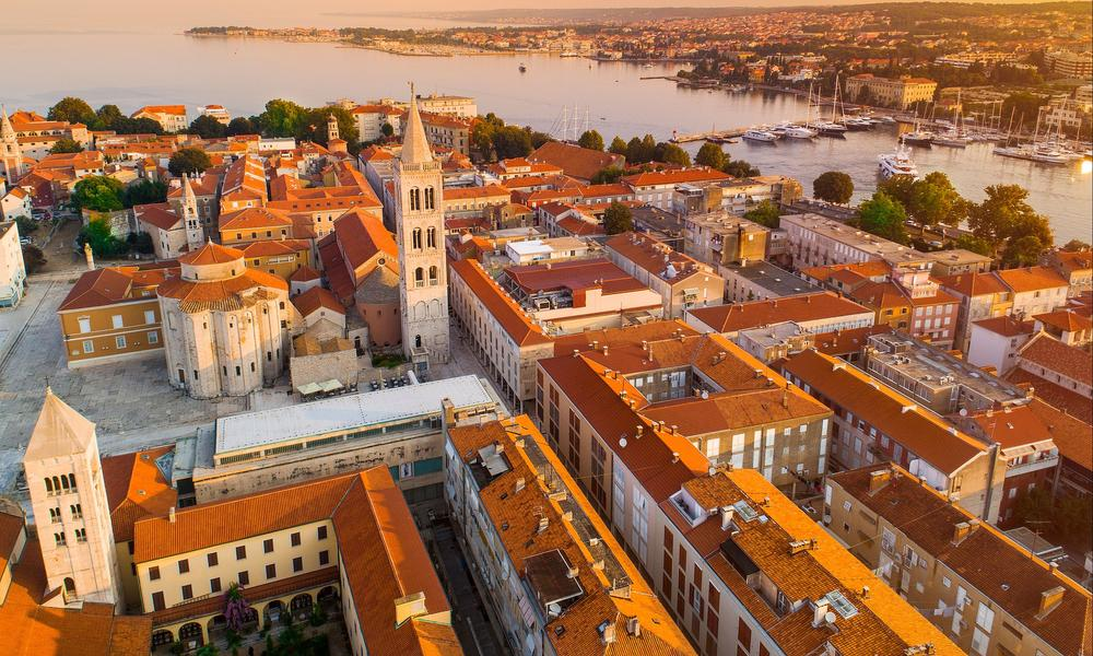 Zadar Travel Guide Zadar Tourism Kayak