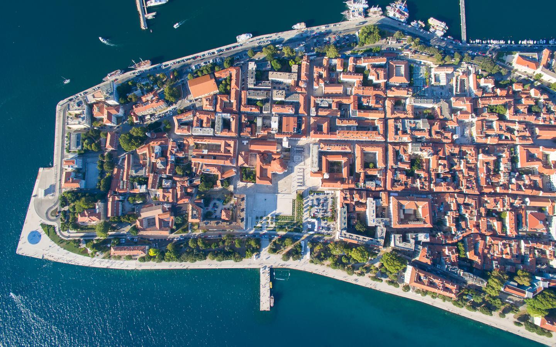 Zadar hoteles