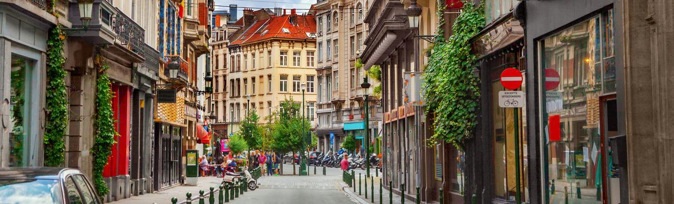 Ξενοδοχεία στην πόλη Βρυξέλλες
