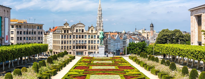 Auto de alquiler en Aeropuerto Bruselas Bruxelles-National