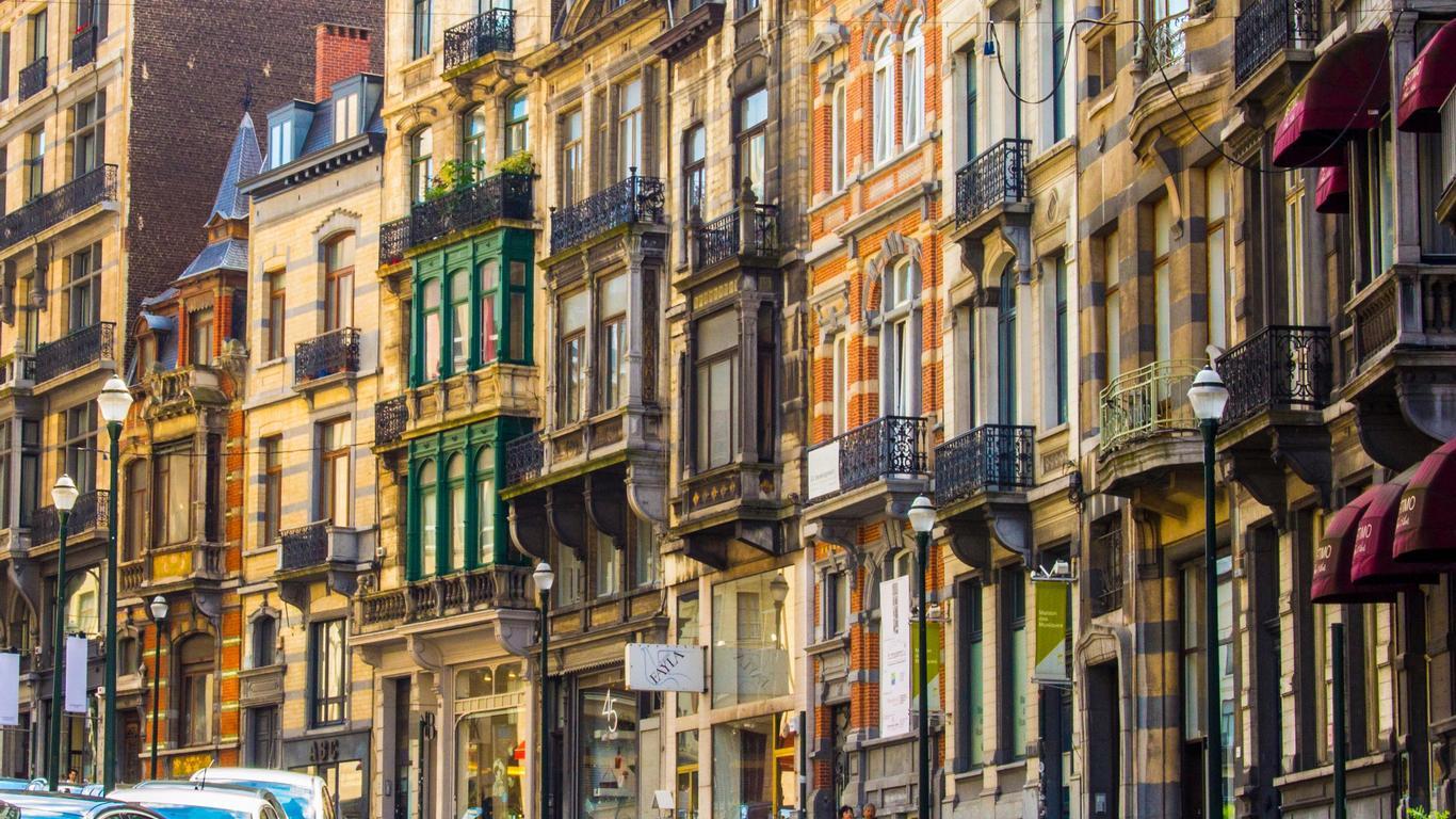 Cotxes de lloguer a Brussel·les