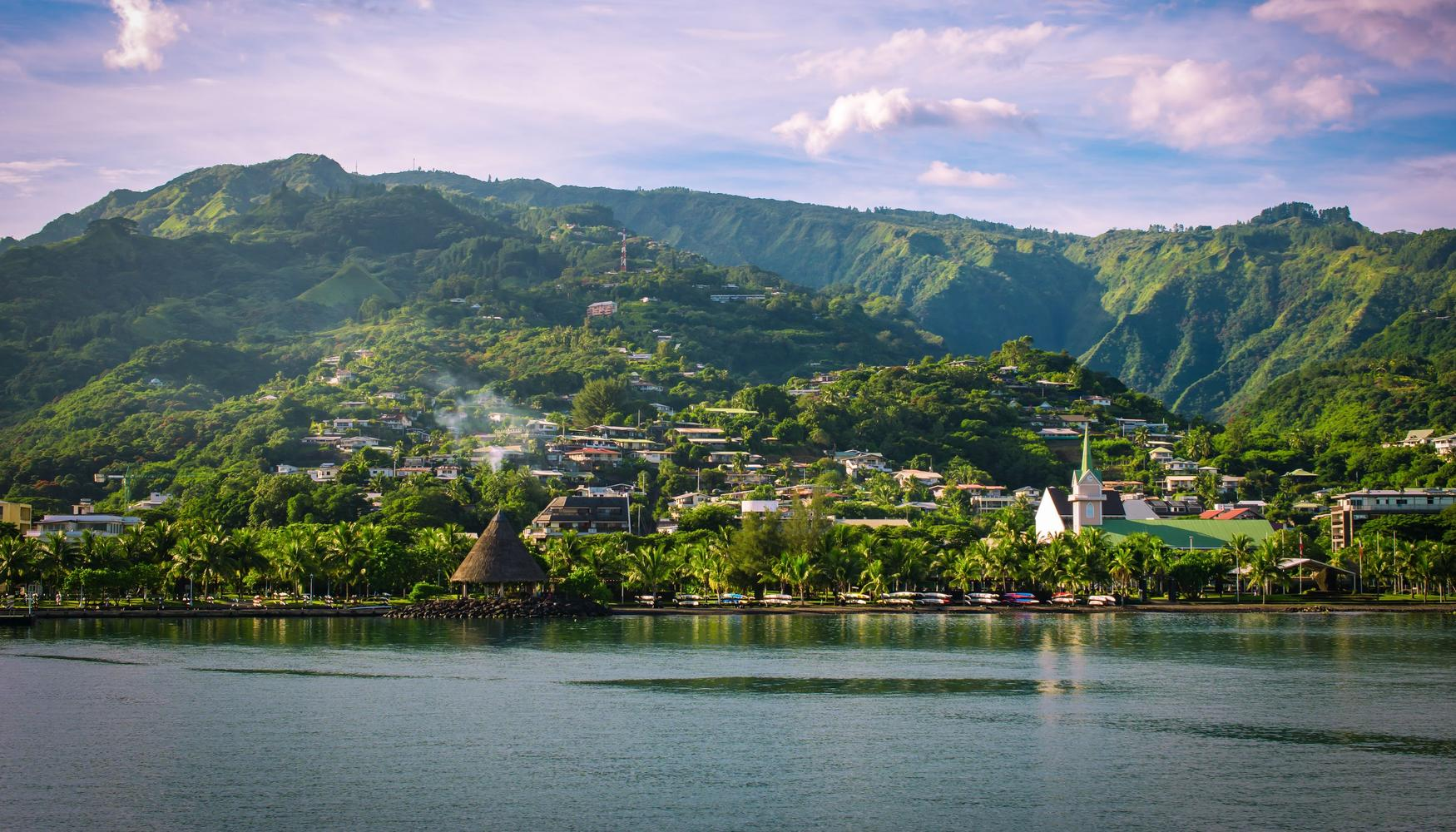 Car hire at Papeete Faaa Airport