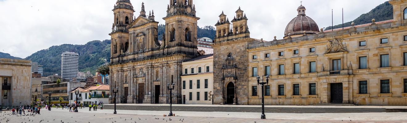 Bogotá hotellia