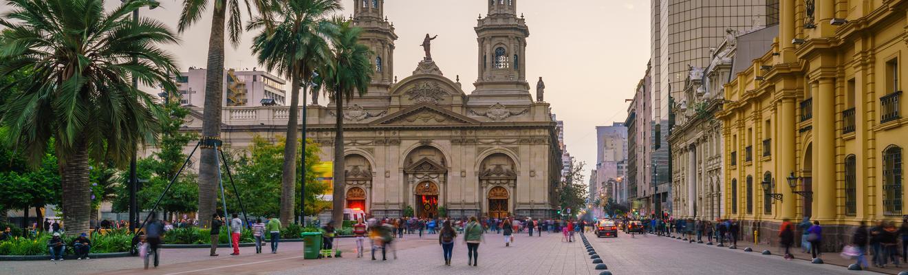 Ξενοδοχεία στην πόλη Σαντιάγο