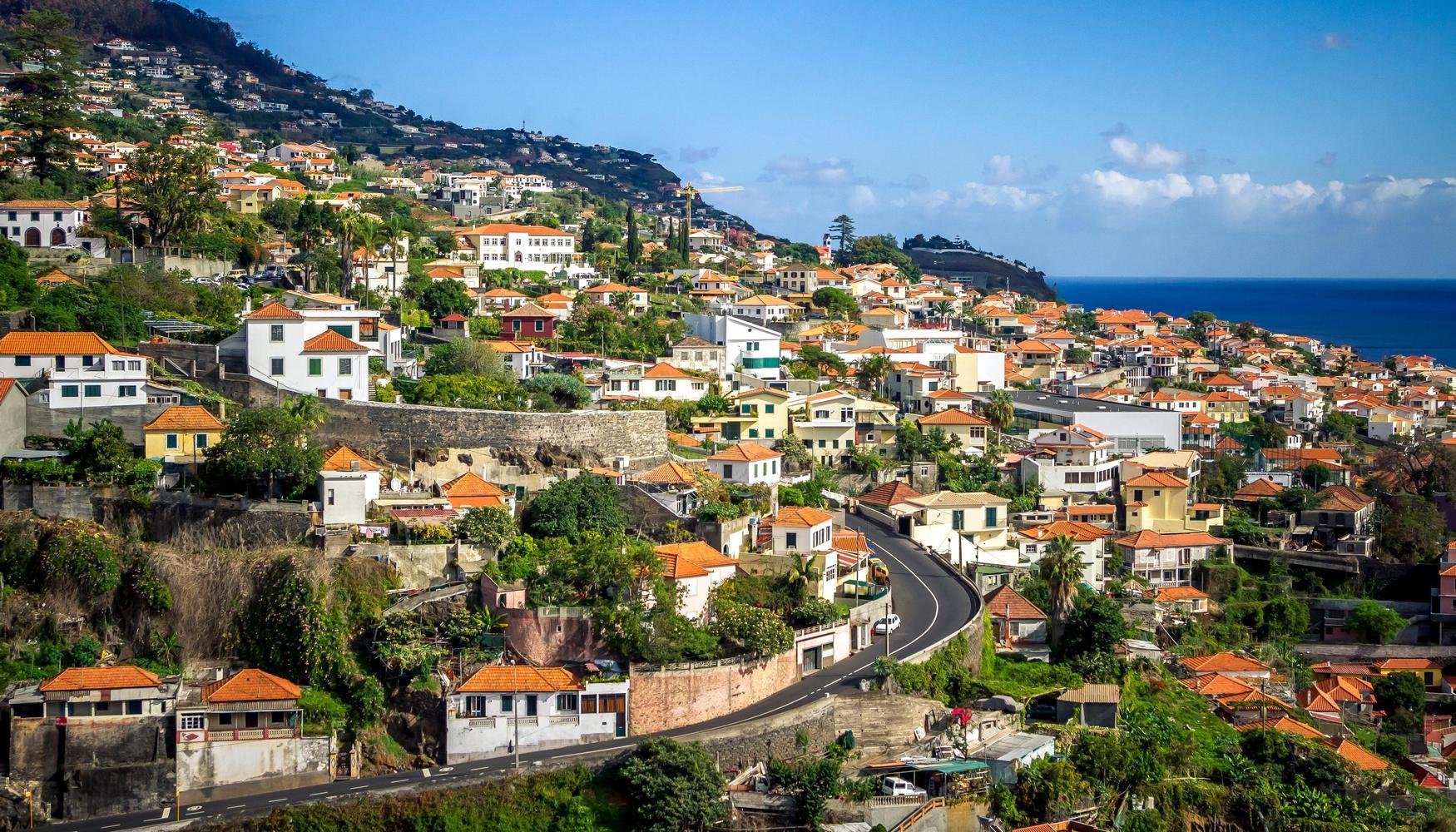 Car hire at Funchal Madeira Airport