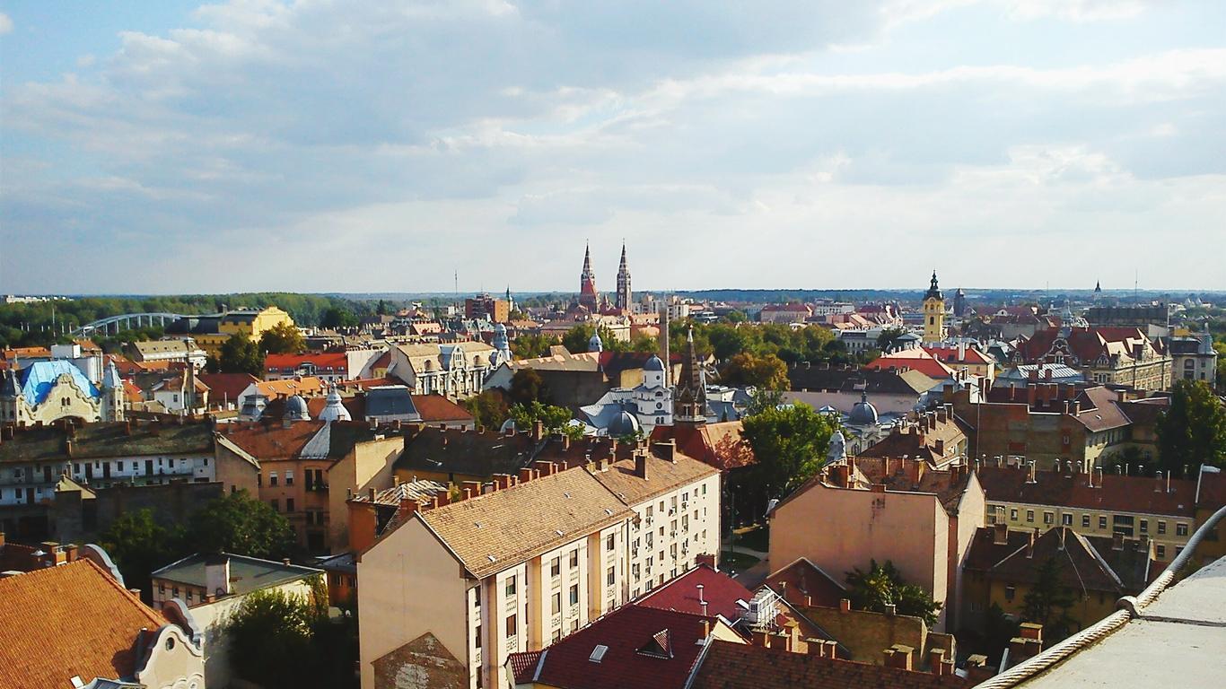 Coches de alquiler en Szeged