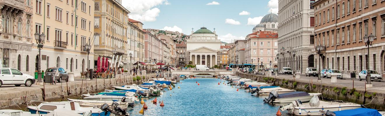 Ξενοδοχεία στην πόλη Trieste