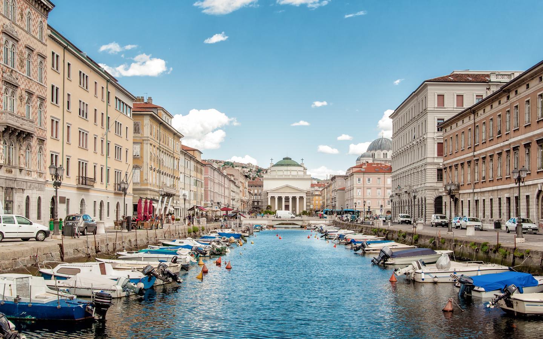 Trieste hoteles