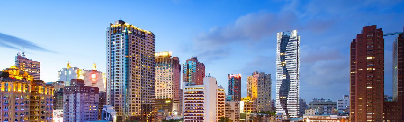 Ξενοδοχεία στην πόλη Taichung