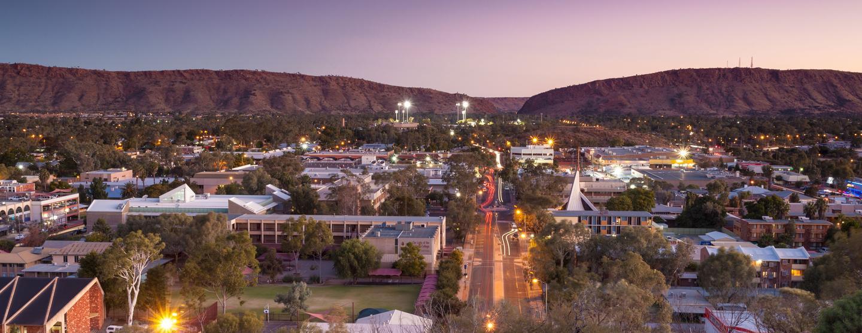 Ενοικιαζόμενα αυτοκίνητα - Alice Springs