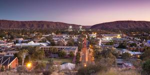 Mietwagen in Alice Springs