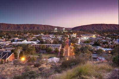 Ξενοδοχεία στην πόλη Alice Springs