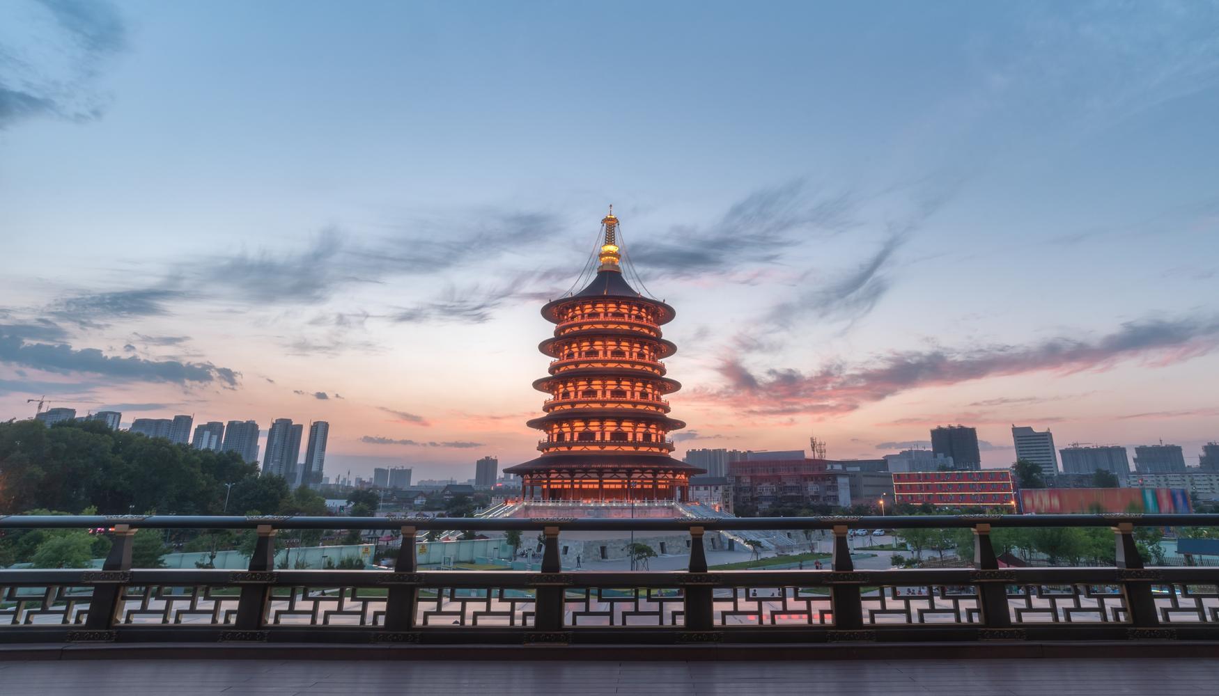 Car hire at Luoyang Airport