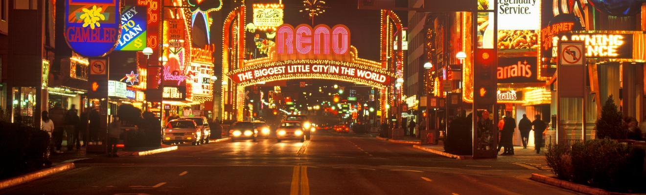 Khách sạn ở Reno