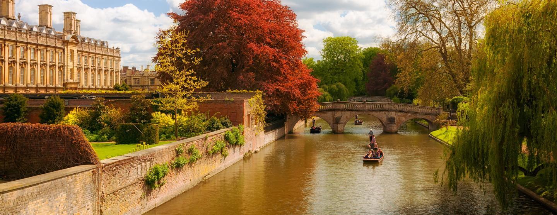 Khách sạn sang trọng ở Cambridge