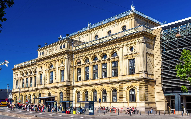 Kööpenhamina hotellia